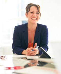 mujer resiliente trabajo
